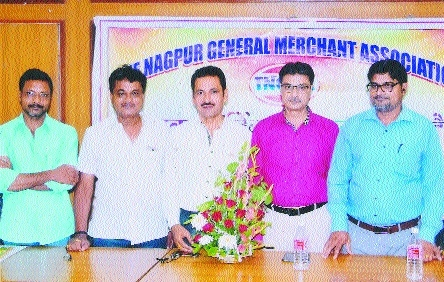 Ashok Ahuja to lead Nagpur General Merchants Association for 2017-19