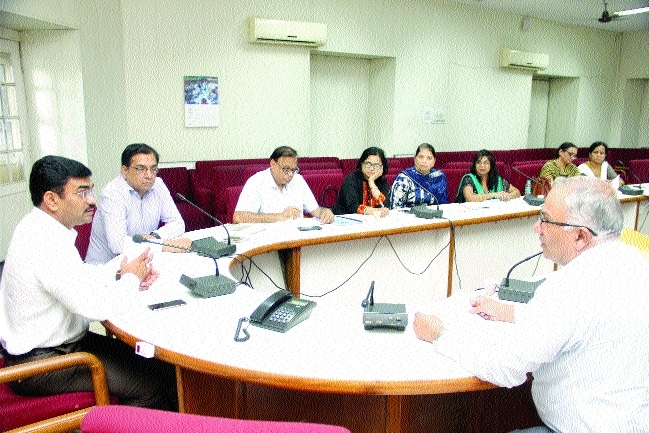 PNDT meeting takes place at Collectorate