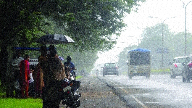 Rainfall activities come to a halt across Madhya Pradesh