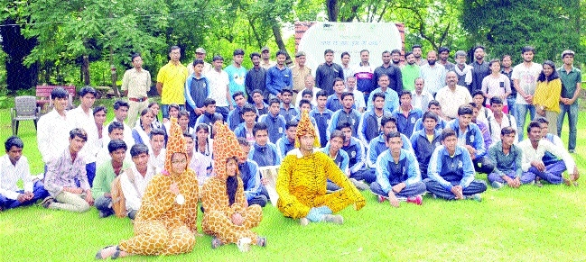 Seminar on 'Importance of Tiger' held