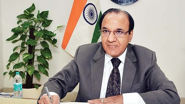 EC Achal Kumar Joti is next CEC