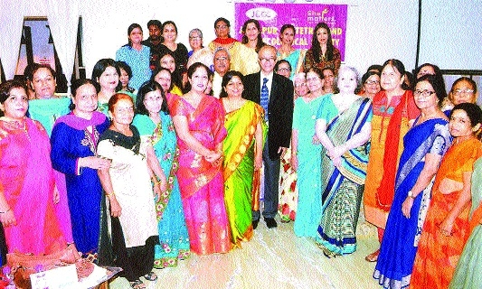 Jabalpur Obstetrics and Gynaecology Society celebrates Doctor's Day