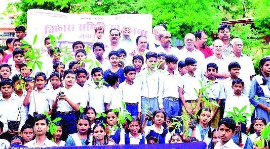 Mega plantation campaign continues