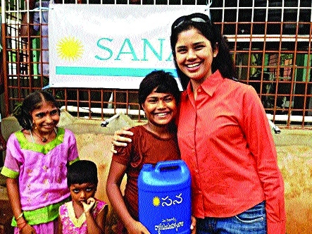 Sanchaita's Ready To Bring Lasting Change