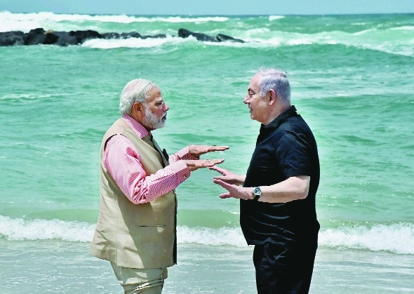 India-Israel to have strategic water conservation partnership