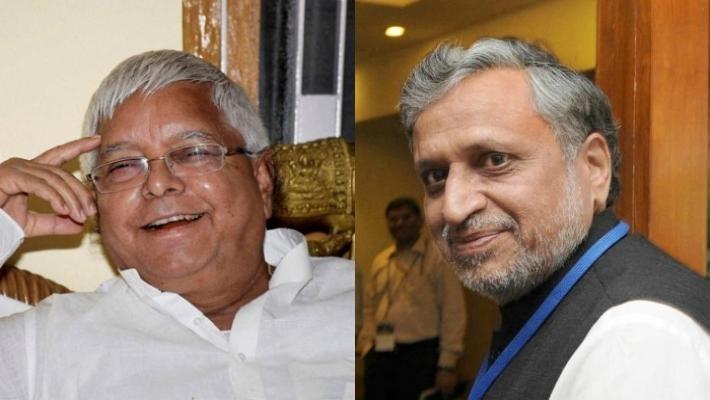 Lalu is 'Bihar's Robert Vadra': Sushil Modi