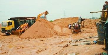 Ensure ban on illegal sand mining: NGT tells U'khand