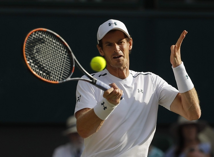 Murray beats Fognini in epic
