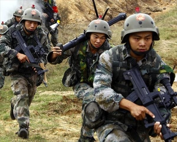 Chinese troops transgress into Uttarakhand