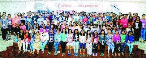 N K Kusumgar & Co felicitates SSC, HSC meritorious students