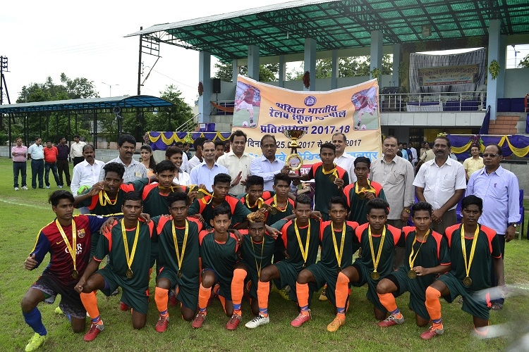 SER Sini bag Rly Schools Football Championship