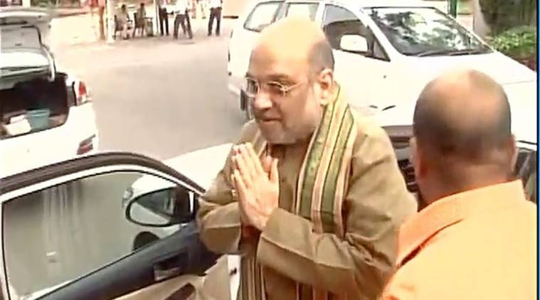 Amit Shah on 3-day tour of city from August 18n Staff Reporter