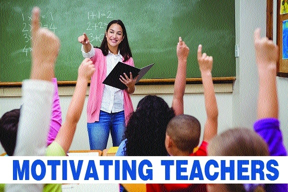 Motivating Teacher