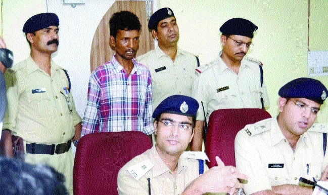 BMC employee's murder case solved, one held