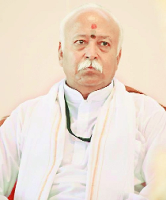 RSS wants India to become world leader