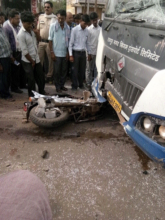 One killed, another injured in road mishap