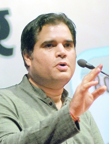 Varun Gandhi urges youths to take lead in social transformation