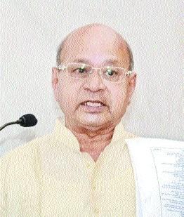 Scholar Dr Rambhau Pujari no more