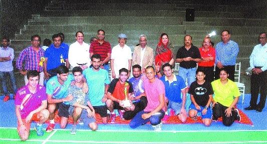 Badminton: Dhar's Shubham, Chhindwara's Khushbu win twin titles