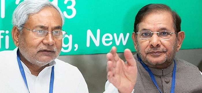 Sharad Yadav removed as leader of JD(U) in RS
