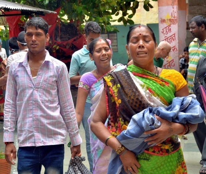 Gorakhpur hospital tragedy continues, 6 more kids die