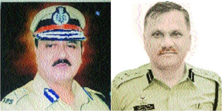 IGP Patankar, DIG Shinde get President's police medals