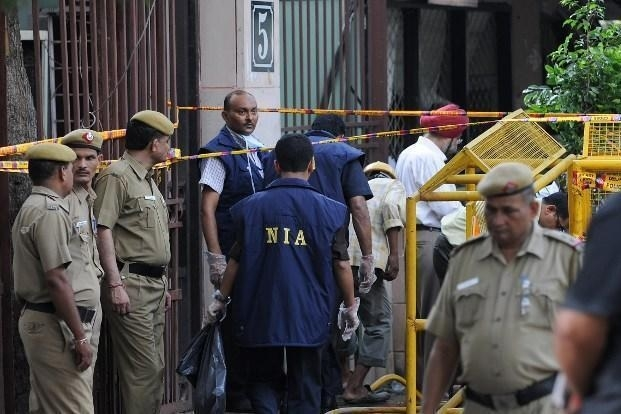 NIA searches 12 locations in Valley in terror funding