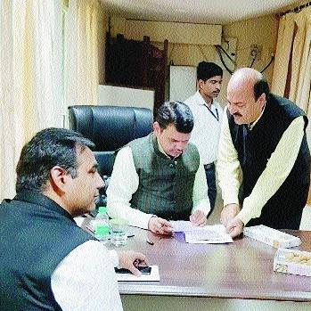 Grain merchants demand CM Fadnavis to abolish 'Mandi Cess' on rice