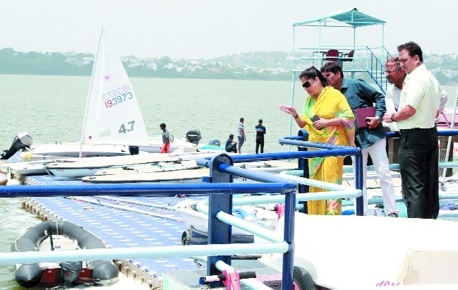 Raja Bhoj Multi Class Sailing C'ship to start from August 18
