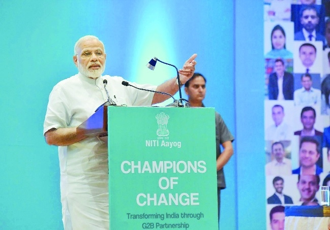 Every Indian needs to own dream of New India for its success: Modi