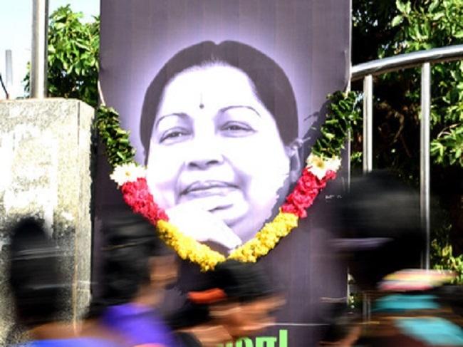 Palaniswami orders judicial probe into Jayalalithaa's death