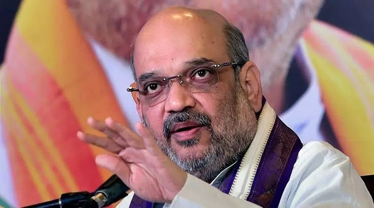 Amit Shah chalks out '350+' strategy for 'Mission 2019'
