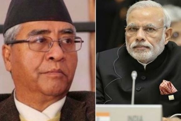 Modi calls up Nepal PM, offers help to deal with flood situation
