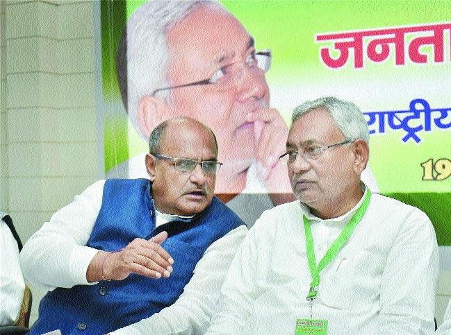 Nitish-led JD(U) joins NDA