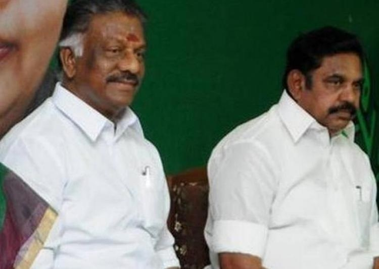 OPS to head merged AIADMK, Palaniswami to head Govt