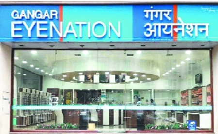 Gangar Eyenation to open its third store in city tomorrow