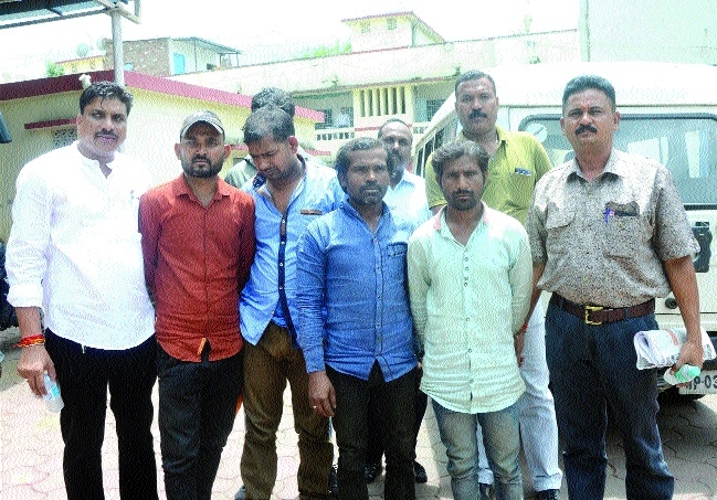 Crime Branch arrests four, stolen jewellery worth Rs 2 lakh seized