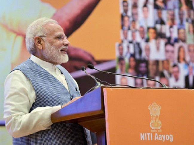 Let entrepreneurs be soldiers of development: PM