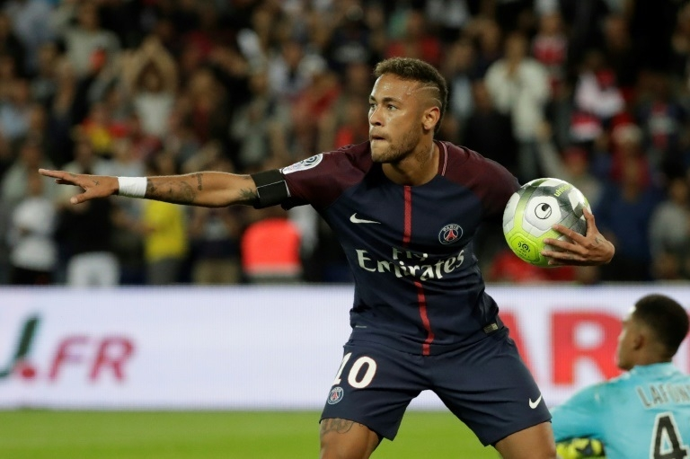 Barca seeking 8.5 mn from Neymar over contract breach