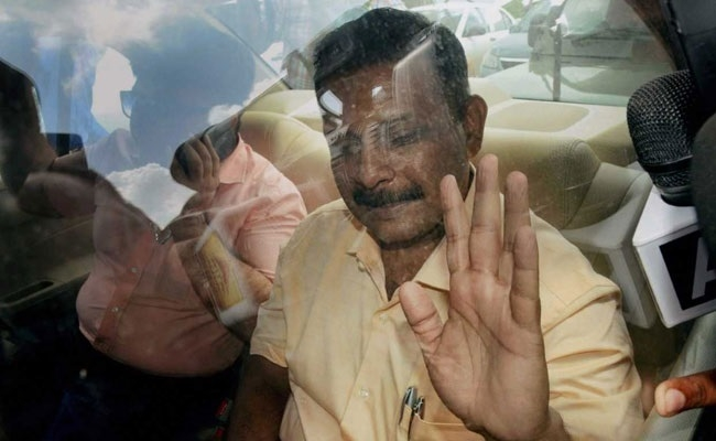 Lt Col Purohit walks out of jail after 9 years