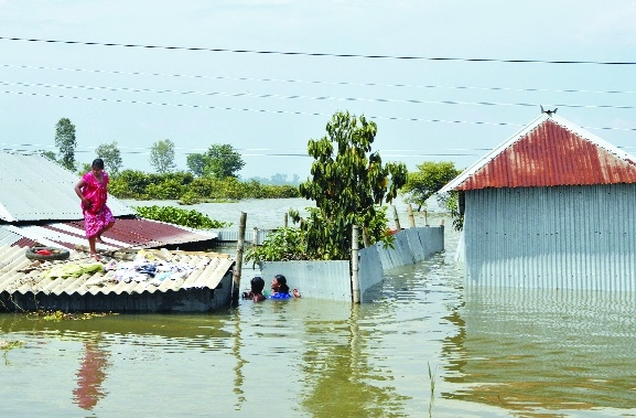 Toll in Bihar floods touches 379, situation in UP grim