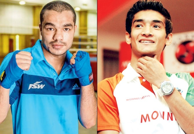 Indian boxers aim for bigger medal haul at World C'ship