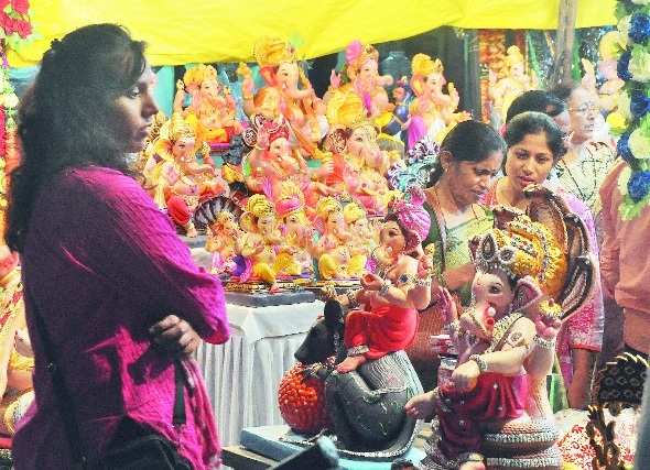 Ganesh idols, decoration items prices shoot up this festival