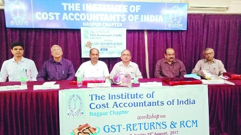 Cost accountants hold workshop on GST