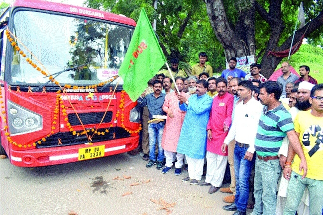 10 buses to ply on route 311 from LNCT to Nariyalkheda