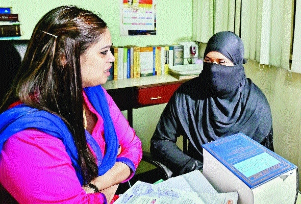 Triple talaq petitioner seeks protection after threats
