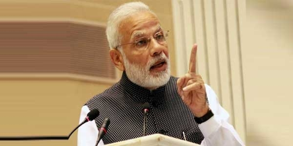 Violence in name of faith won't be tolerated: Modi