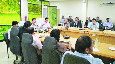 MTDC, NIT convene meeting of stake holders to speed up seaplane project
