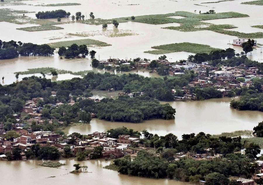 Bihar flood toll mounts to 514