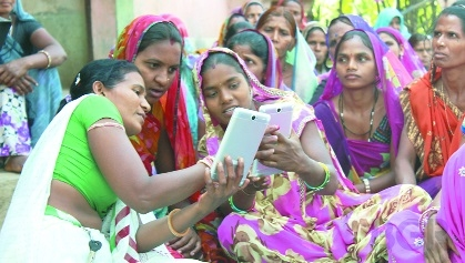 Google's 'Internet Saathi' now in 100,000 Indian villages